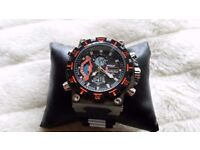 Sports Chronograph Gents Combination Watch