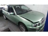 2004 Rover 25 in Green (46k miles) In great condition! *Runs but needs attention*