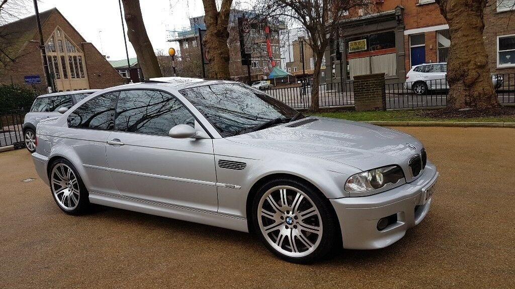 2003 bmw m3 3.2 manual coupe facelift 3dr | in hornsey, london