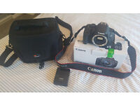 Canon EOS 700D (body only) excellent condition