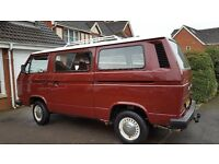 VW T25 Transporter Van 1.9 Diesel 1988