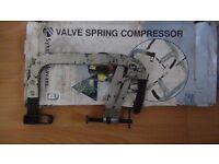 Sykes Pickavant Valve Spring Compressor 660430/ new