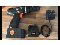 Cordless hammer drill 14.4volts with the charger £15