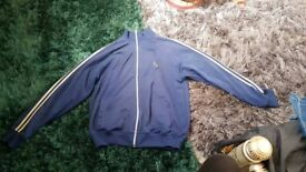 Fred Perry Blue Jacket Men's