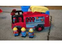 ELC -Early learning centre fire engine