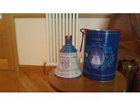 BELLS COMMEMORATIVE WHISKY DECANTER UNOPENED!!! ONLY £65!!!