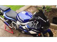 Yamaha a6 600