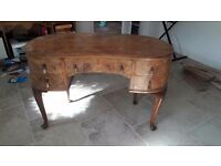 Dressing table restoration project