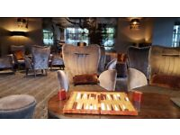 Backgammon Social Fortnightly Group in Central London