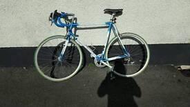 Claud butler proffessional race bike