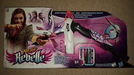 Nerf Rebelle - Nerf Gun Toy - NEW