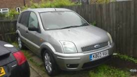 03 ford fusion x