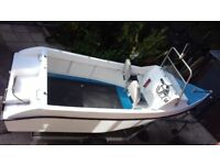 17FT BOAT AND TRAILER, !!PRICE REDUCED!!!