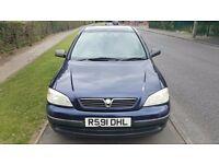 Vauxhall Astra - 9 MONTHS MOT - Full Service History