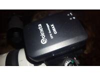 Solmeta GMAX-EOS GPS Receiver for Canon EOS
