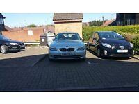 2008 58 BMW 525D, Diesel, Good Condition