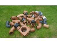 Various pipes BN
