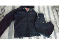 2x Nike Tracksuits - Mens UK Size Large - Navy & Light Grey