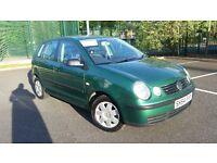 2004 VW POLO 1.9 SDI 5 DOOR