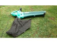 leaf blower/sucker for sale s25 area buyer collect