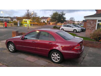 Mercedes Benz CDi 220 2001 Only 78000 miles
