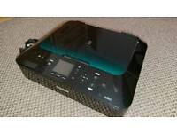 Canon MG5450S Black wireless printer.