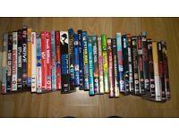33 dvds