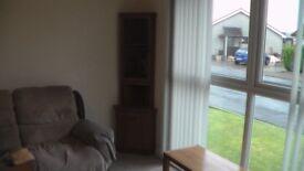 teak veneer lounge and dining room furniture
