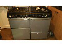 Range cooker for spares repair or scrap