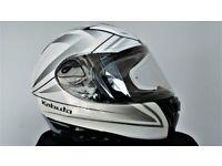KABUTO AEROBLADE III MOTORCYCLE HELMET (S) for sale  Leith, Edinburgh
