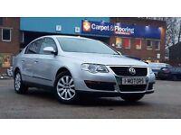 Volkswagen Passat 1.9 TDI S 4dr DIESEL DRIVES EXCELLENT 57 reg Saloon