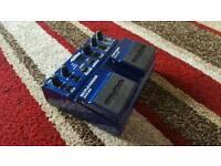 Digitech Looper / Phrase sampler pedal
