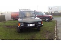 Landrover discovery 200tdi 1992
