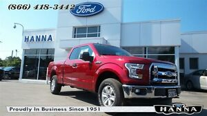 2016 Ford F-150 *NEW* SUPER CAB XLT *300A* 4X4 3.5L V6 GAS