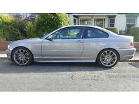 BMW 320cd M Sport - Great body work, just serviced, motorway miles -320d, diesel. Facelift!