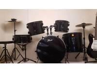 Full adult size drum kit