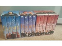 Frasier, seasons 1-3