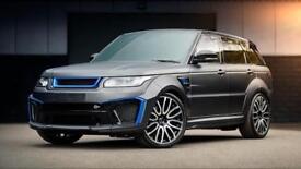 """23"""" Genuine Range Rover Sport Vogue Kahn Alloy Wheels"""