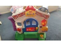 Fisher Price Learning House