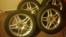 "Honda Accord 16"" Alloy Wheels"