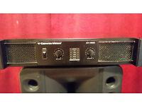 Cerwin Vega CV 900 amplifier