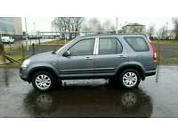 2007 07 Honda cr-v diesel crv Excellent condition Service History 1 years mot