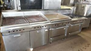 Garland Master Sentry Series - HEAVY DUTY COOKING EQUIPMENT