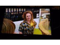 """Sony KDL-46W4710 46"""" FULL HD 1080P LCD TV"""