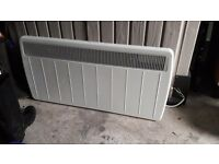 Electric panel heater