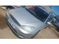 Ford Focus 5 door ,1.6 petrol with mot, good runner, cheap car