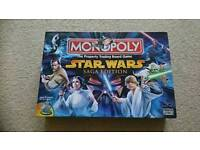 Monopoly Star Wars: Saga Edition