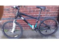 Kona shred jump bike/mountain bike