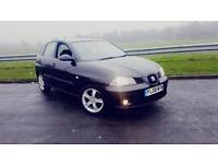 SEAT IBIZA 1.4 SPORT,FULLY LOADED,,LOW MILAGE