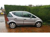Mercedes A class MOT failure new Battery and tryes good engine